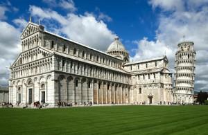 Duomo di Pisa, Buscheto e Rainaldo, 1063-1092