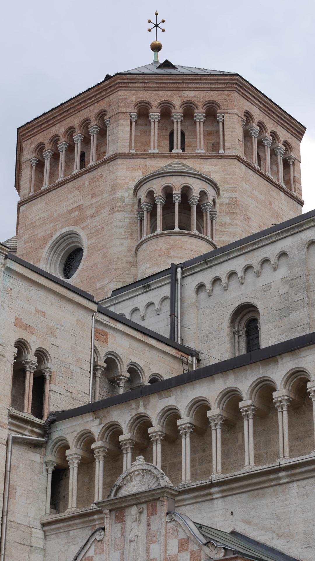 Duomo di Trento, tiburio