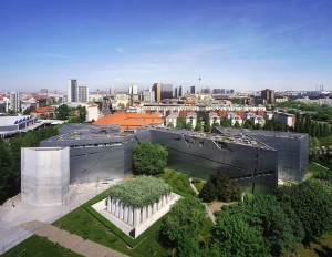 Museo Ebraico, Daniel Libeskind, Berlino, 2001
