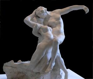 Auguste Rodin, L'eterna primavera, 1884, Musée Rodin, Parigi