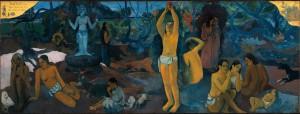 Paul Gauguin, Da dove veniamo? Chi siamo? Dove andiamo?, 1897, Museum of Fine Arts, Boston