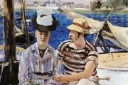 Edouard Manet, Argenteuil, 1874, Musée des Beaux- Arts, Tournai