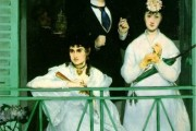 Edouard Manet, The balcony, 1868-1869, Musée d'Orsay, Paris