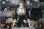 Edouard Manet, A bar at the Folies-Bergère, 1881-1882, Courtauld Gallery, London