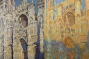Claude Monet, Rouen cathedral, 1894, Musée d'Orsay, Paris