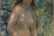 Auguste Renoir, Nude in the sun, 1875, Musée d'Orsay, Paris