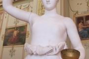 Antonio Canova, Ebe (dettaglio), 1795-1799, Nationalgalerie, Berlino