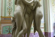 Antonio Canova, Le Grazie, 1812-1816, Ermitage, S. Pietroburgo