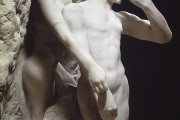 Auguste Rodin, Orfeo e Euridice, 1893, Metropolitan Museum, New York