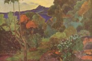 Paul Gauguin, Tropical Vegetation, 1887, National Gallery of Scotland, Edinburgh