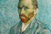 Van Gogh, Self Portrait, 1889, Musée d'Orsay, Paris