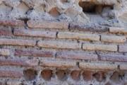 Paramenti murari romani: opus mixtum, villa romana imperiale di Nerone, Isola di Giannutri