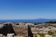 Stanza della villa imperiale, villa romana imperiale di Nerone, Isola di Giannutri