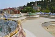 Antoni Gaudi - Parc Güell - Terrazza panoramica