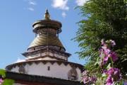 Kumbum, dettaglio - Gyantse - Tibet