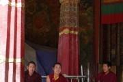 Monaci, monastero di Sera - Lhasa - Tibet