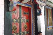Monaco, monastero di Sera - Lhasa - Tibet