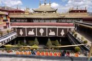 Monastero di Jokhang - Lhasa - Tibet