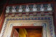 Potala, Ingresso principale, Palazzo bianco - Lhasa - Tibet