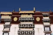 Potala, Palazzo bianco - Lhasa - Tibet