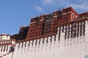 Potala, Palazzo rosso - Lhasa - Tibet