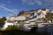 Potala, storica residenza del Dalai Lama - Lhasa - Tibet