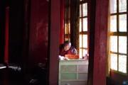 Potala, monaco - Lhasa - Tibet