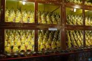 Potala, statuette divinità - Lhasa - Tibet