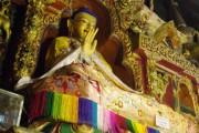 Statua del Buddha, Monastero Drepung - Lhasa - Tibet