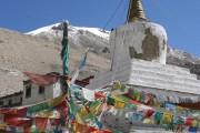 Stupa, Monastero di Rongbuk - Shigatse - Tibet