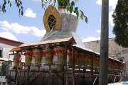 Stupa, monastero di Sera - Lhasa - Tibet