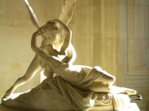 Amore e Psiche, Canova - Louvre (Parigi)