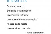 Rinascita. Anna Tramarini