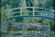 Claude Monet, The Japanese bridge, 1899, MOMA, New York