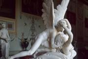 Antonio Canova, Amore e Psiche che si abbracciano, 1787-1793, Louvre, Parigi