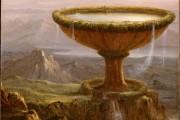 Thomas Cole, Il calice del titano, 1833, Metropolitan Museum of Art, New York