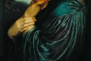 Dante Gabriel Rossetti, Proserpina, 1877, Collezione privata, Londra