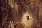 Gustave Moreau, L'apparizione, 1874-1876, Musée Moreau, Parigi