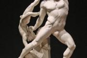 Antonio Canova, Ercole e Lica, 1795-1815, Galleria Nazionale d'Arte Moderna, Roma