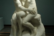 Auguste Rodin, Il bacio, 1888-1889, Musée Rodin, Parigi