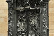 Auguste Rodin, La porta dell'inferno, 1880-1917, Musée Rodin, Parigi