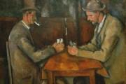 Paul Cézanne, I giocatori di carte, 1890-1892, Musée d'Orsay, Parigi