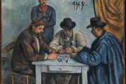 Paul Cézanne, I giocatori di carte, 1890-1892, Metropolitan Museum of Art, New York