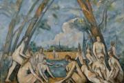 Paul Cézanne, Le grandi bagnanti, 1898-1905, Philadelphia Museum of Art, Philadelphia