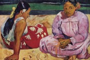 Paul Gauguin, Tahitian Women on the Beach, 1891, Musée d'Orsay, Paris