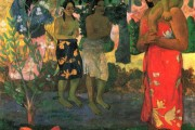 Paul Gauguin, The Orana Maria, 1891, Metropolitan Museum of Art, New York