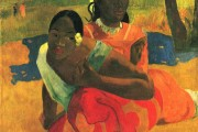 Paul Gauguin, When are you Getting Married?, 1892, Kunstmuseum Basel, Basel