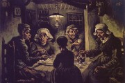 Van Gogh, The Potato Eaters, 1885, Van Gogh Museum, Amsterdam
