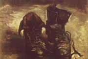Van Gogh, A Pair of Shoes, 1886, Van Gogh Museum, Amsterdam