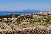 Paramenti murari romani, villa romana imperiale di Nerone, Isola di Giannutri